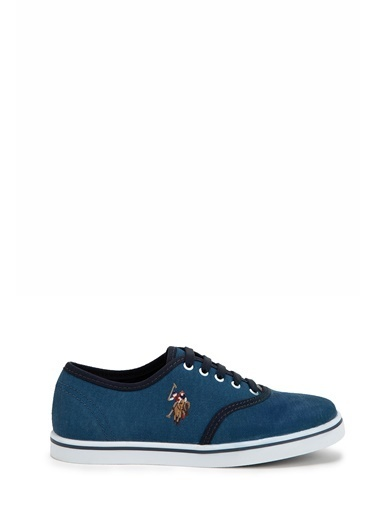 U.S. Polo Assn. Ayakkabı Mavi
